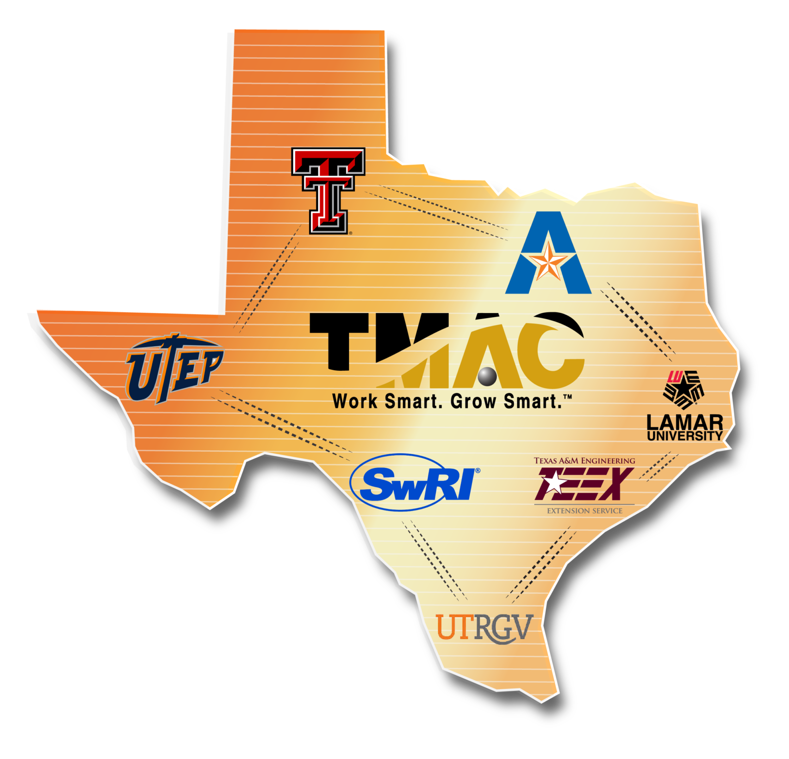 TMAC State Map 2021